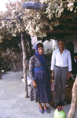 Die letzten Bewohner von Kafro - im Jahr 1995