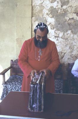 Der Erzbischof vom Tur Abdin, Timotheos Samuel Aktas