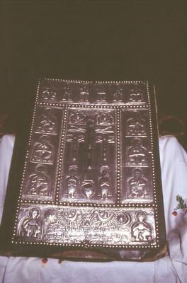 Das Evangeliar vom Kloster Mar Gabriel