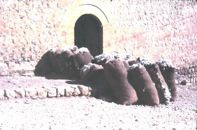 Baumwollernte in Marbobo