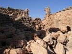 Das Dorf Ihwo mit dem Kloster Mar Elias