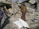 Anschlag in Mosul-Zenjili Januar 2008