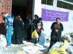 Assyrian Aid verteilt an