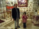 Die letzte Kirche in Maserte (Ömerli)