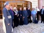 Im Religionsministerium, bei den Mullahs