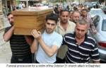 Anschlag auf Gottesdienst in Bagdad